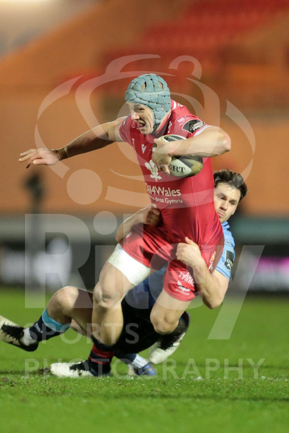 Scarlets v Blues 22nd January 2021