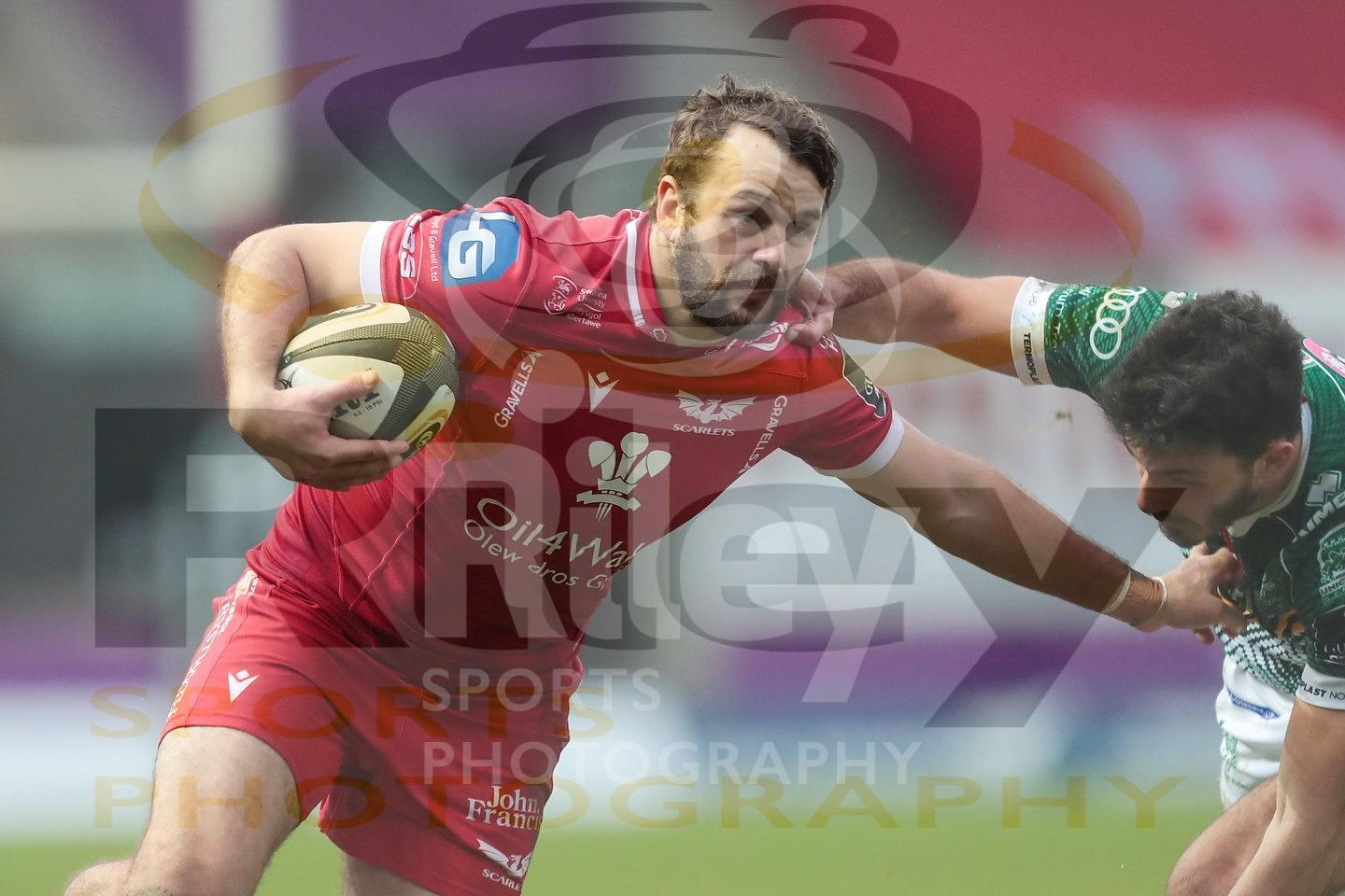 Scarlets v Benetton 21st February 2021