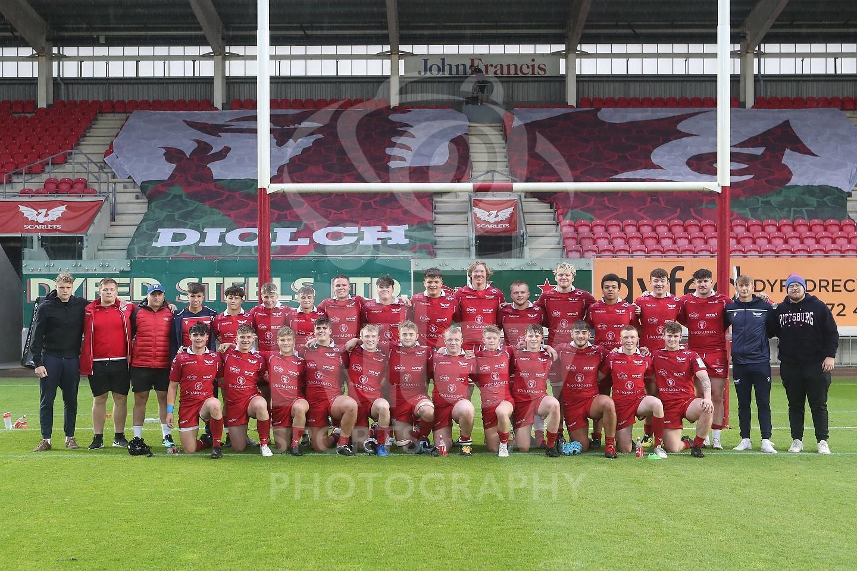 Scarlets v Cardiff Blues U18 23rd June 2021
