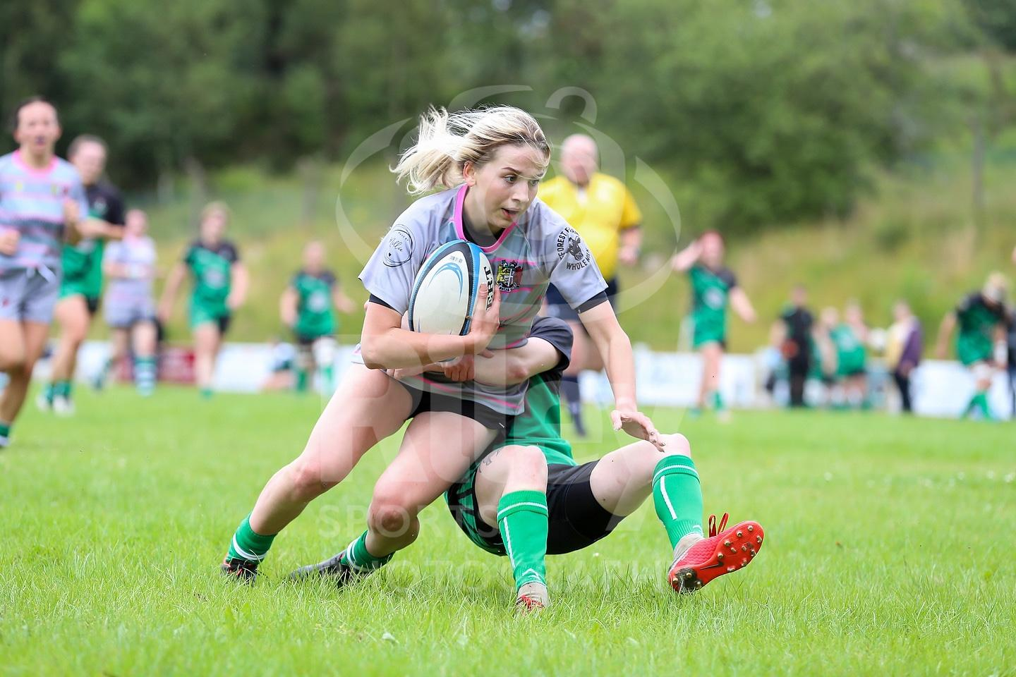Seven Sisters v Whitland Ladies 1st August 2021